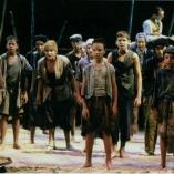 Les Enfants du Levant - CRÉA 2001 © A. Bernuzeau
