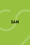 Affiche Sam